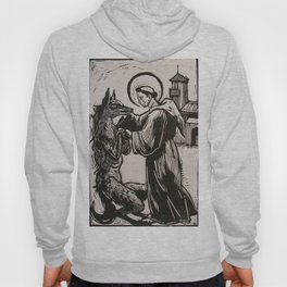 Compassion for a werewolf Hoody
