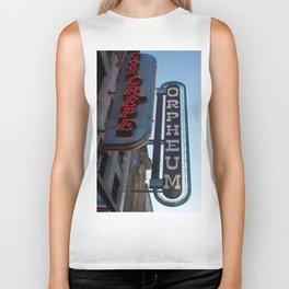 Granville Street Biker Tank