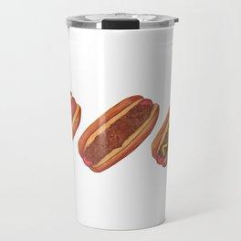 Evolution of A Hotdog Travel Mug