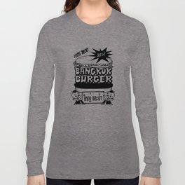 Bangkok Burger Long Sleeve T-shirt