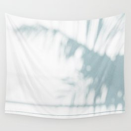palm shadow Wall Tapestry