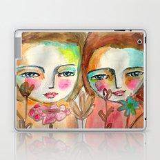 2 girls Laptop & iPad Skin