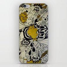 Cœur de Pirate iPhone & iPod Skin
