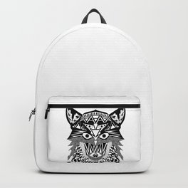rebel werewolf ecopop Backpack
