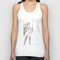 anime Tank Tops featuring Anime 2 by Prince Of Darkness