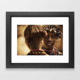 Ethiopia 11 Framed Art Print