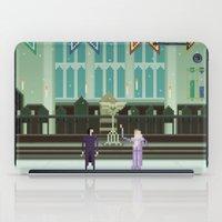 hogwarts iPad Cases featuring Hogwarts by FuliFuli