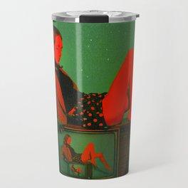 Your Portal to the Universe Travel Mug
