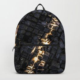 Fast lane city Backpack