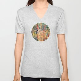 Nothingness to Hide Unisex V-Neck