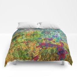 Funky Warrior Comforters