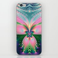 magical girl iPhone & iPod Skins featuring Magical Girl by Need Some Inspiration