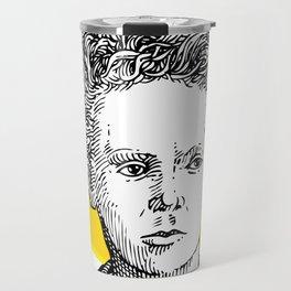 St. Marie Curie Travel Mug