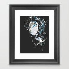 OUR SCARS DONT DEFINE US Framed Art Print