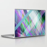 rave Laptop & iPad Skins featuring Crystal Rave by GS Designs
