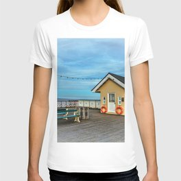 On Penarth Pier T-shirt