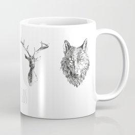 Forest Gods Coffee Mug