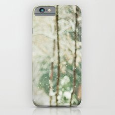 Falling Snow iPhone 6s Slim Case