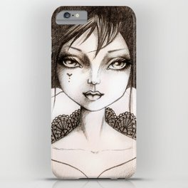 Dora iPhone Case