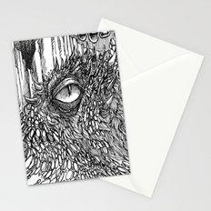 Dragon Eye Doodle Stationery Cards
