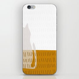 Coit Cat Pattern 3 iPhone Skin