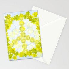 A fresh new start II Stationery Cards