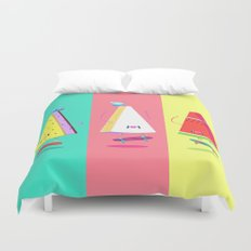 Lords of Foodtown Crew Duvet Cover