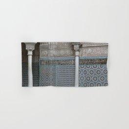Marocco Columns Mosaic Hand & Bath Towel