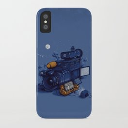 Movie Break iPhone Case