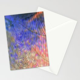 Webs of Silk Stationery Cards