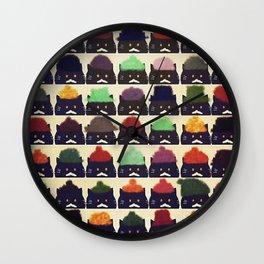 cats-384 Wall Clock