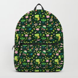 Razor Leaf Backpack
