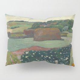 Paul Gauguin - Haystacks in Brittany Pillow Sham