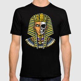 Egyptian Pharaoh Skull T-shirt