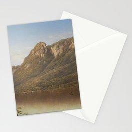 David Johnson - Eagle Cliff, Franconia Notch, New Hampshire Stationery Cards