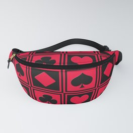 Playing card 2 Fanny Pack