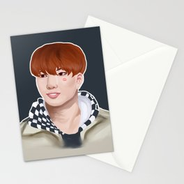 Yoo Kihyun Stationery Cards