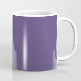 Solid Berry Purple Coffee Mug