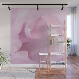 Pink Moonflower Wall Mural