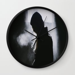 For the Smoke to Consume Wall Clock