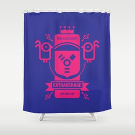 Firing on All Cylinders Shower Curtain