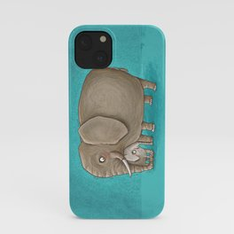 trunk nest iPhone Case
