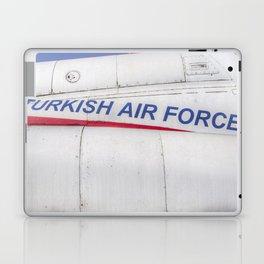 Turkish Air force Logo Laptop & iPad Skin