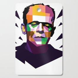 Frankenstein Monster Cutting Board