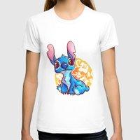 aloha T-shirts featuring Aloha! by Lisanne Doodles