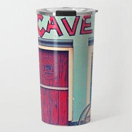 The Cave Travel Mug