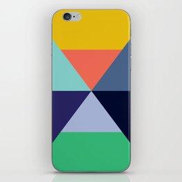 Colorful pattern XVII iPhone Skin