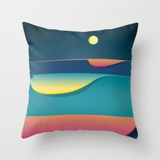 Venus is always there Throw Pillow
