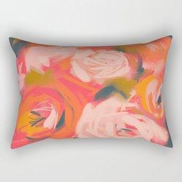 Vibrant Spring Rectangular Pillow