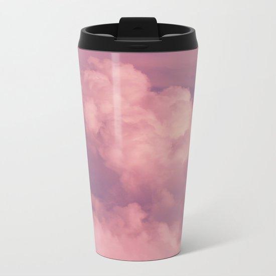 Cloudscape I Metal Travel Mug